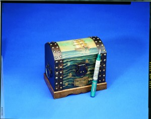 hms victory box
